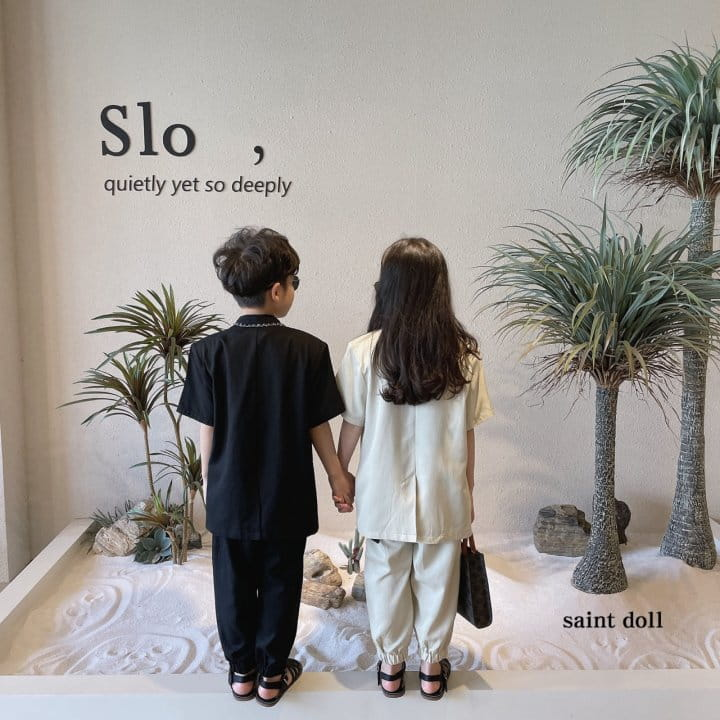SAINT DOLL - Korean Children Fashion - #Kfashion4kids - Mom Summer Pad Jacket