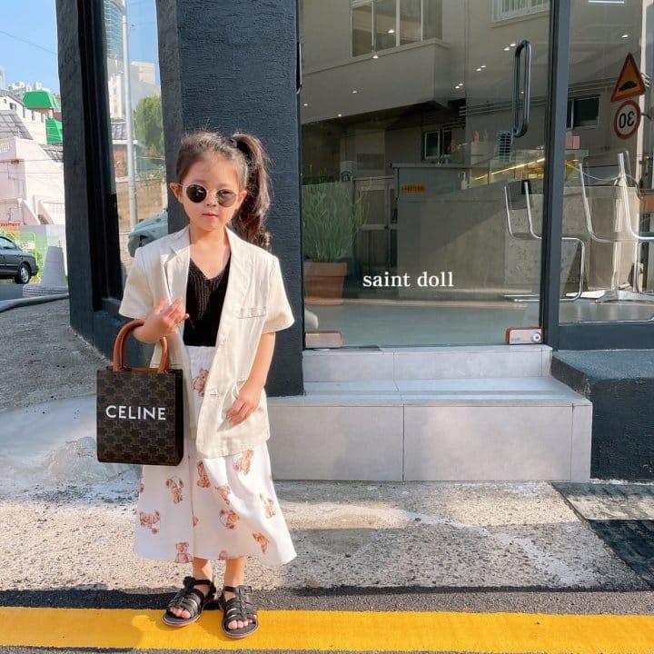 SAINT DOLL - Korean Children Fashion - #Kfashion4kids - Mom Summer Pad Jacket - 11