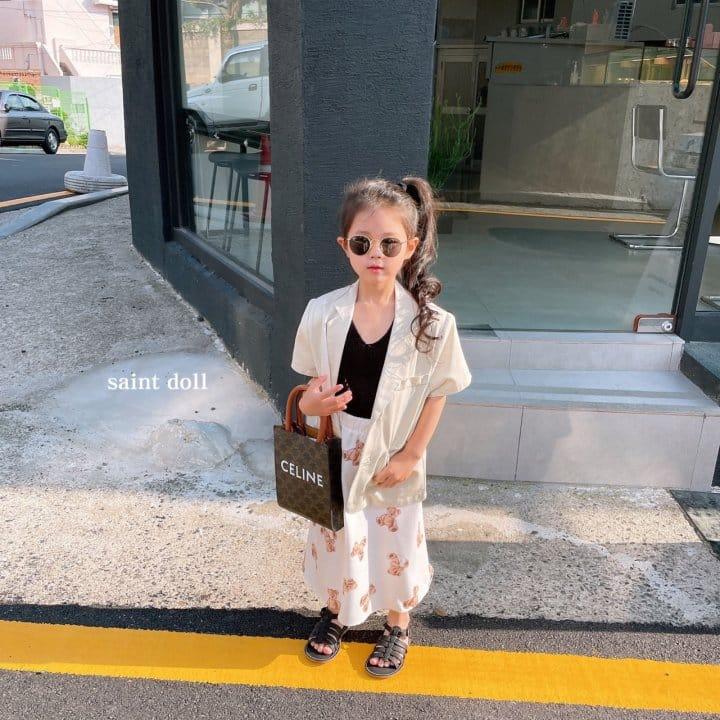 SAINT DOLL - Korean Children Fashion - #Kfashion4kids - Mom Summer Pad Jacket - 8