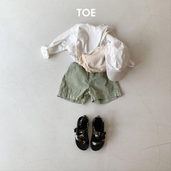TOE - Korean Children Fashion - #Kfashion4kids - Mark Hip Sack - 3