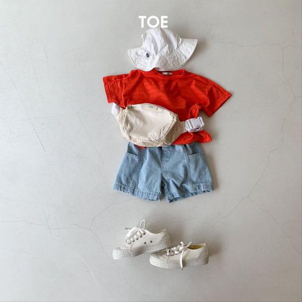 TOE - Korean Children Fashion - #Kfashion4kids - Mark Hip Sack - 4