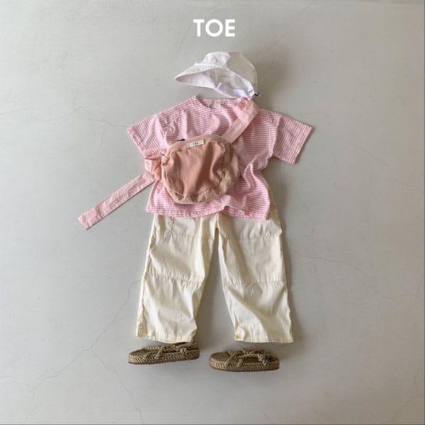 TOE - Korean Children Fashion - #Kfashion4kids - Mark Hip Sack - 5