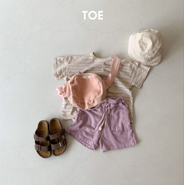 TOE - Korean Children Fashion - #Kfashion4kids - Mark Hip Sack - 6