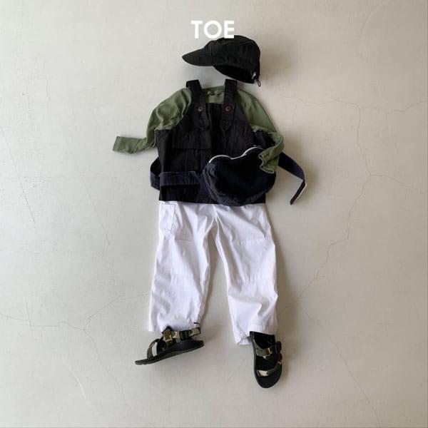 TOE - Korean Children Fashion - #Kfashion4kids - Mark Hip Sack - 7