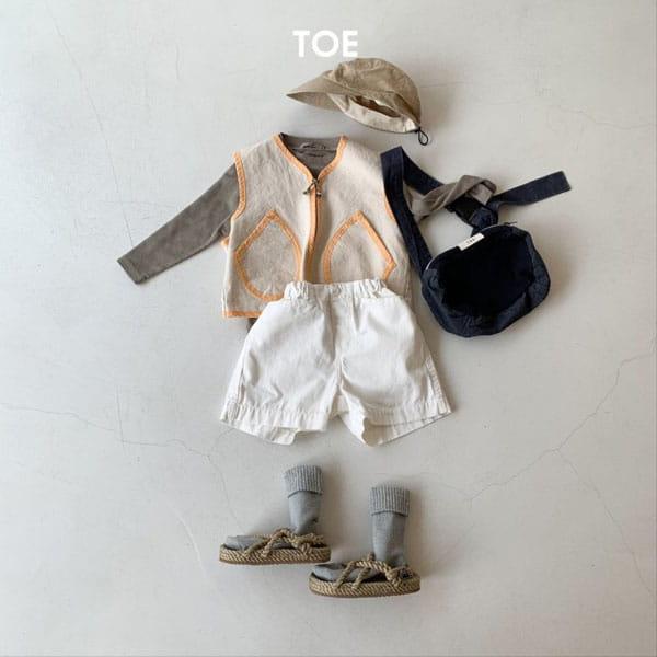 TOE - Korean Children Fashion - #Kfashion4kids - Mark Hip Sack - 8