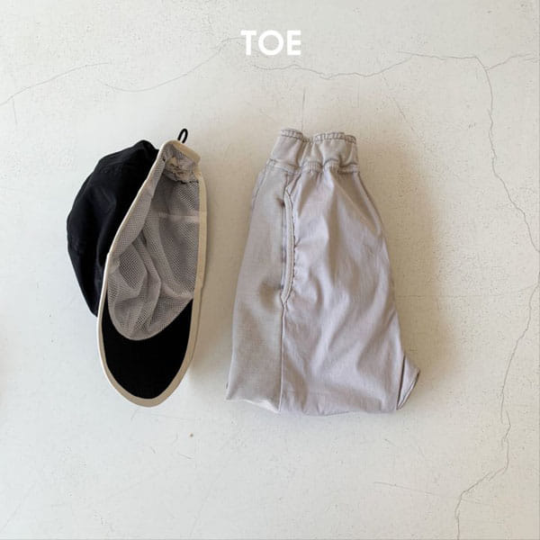 TOE - Korean Children Fashion - #Kfashion4kids - Joy Slit Jogger Pants - 7