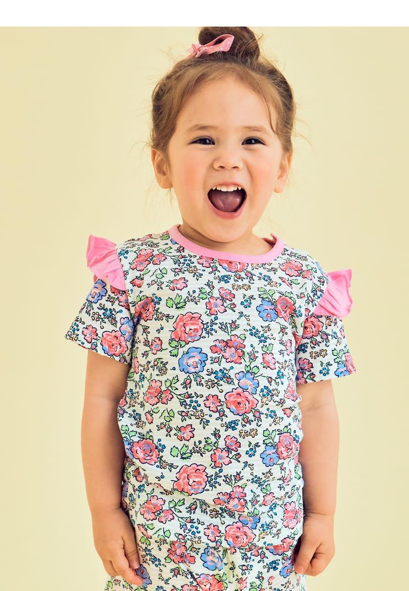 TTASOM - Korean Children Fashion - #Kfashion4kids - Rose Easywear - 2