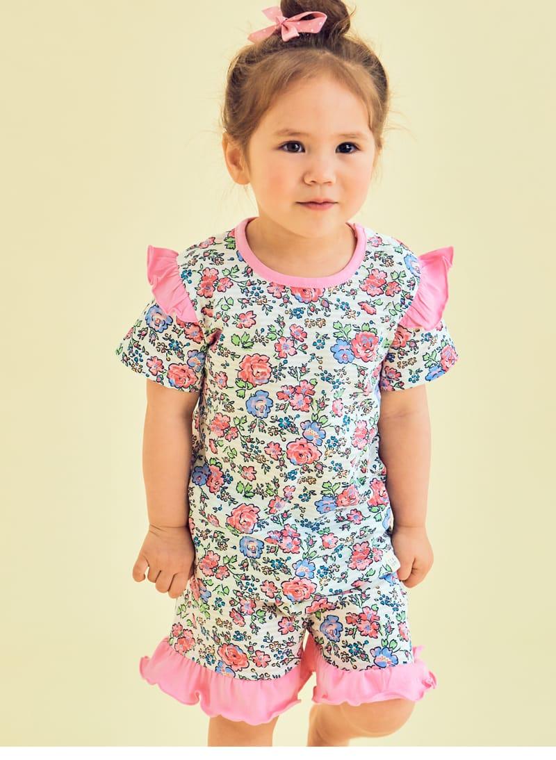 TTASOM - Korean Children Fashion - #Kfashion4kids - Rose Easywear - 3