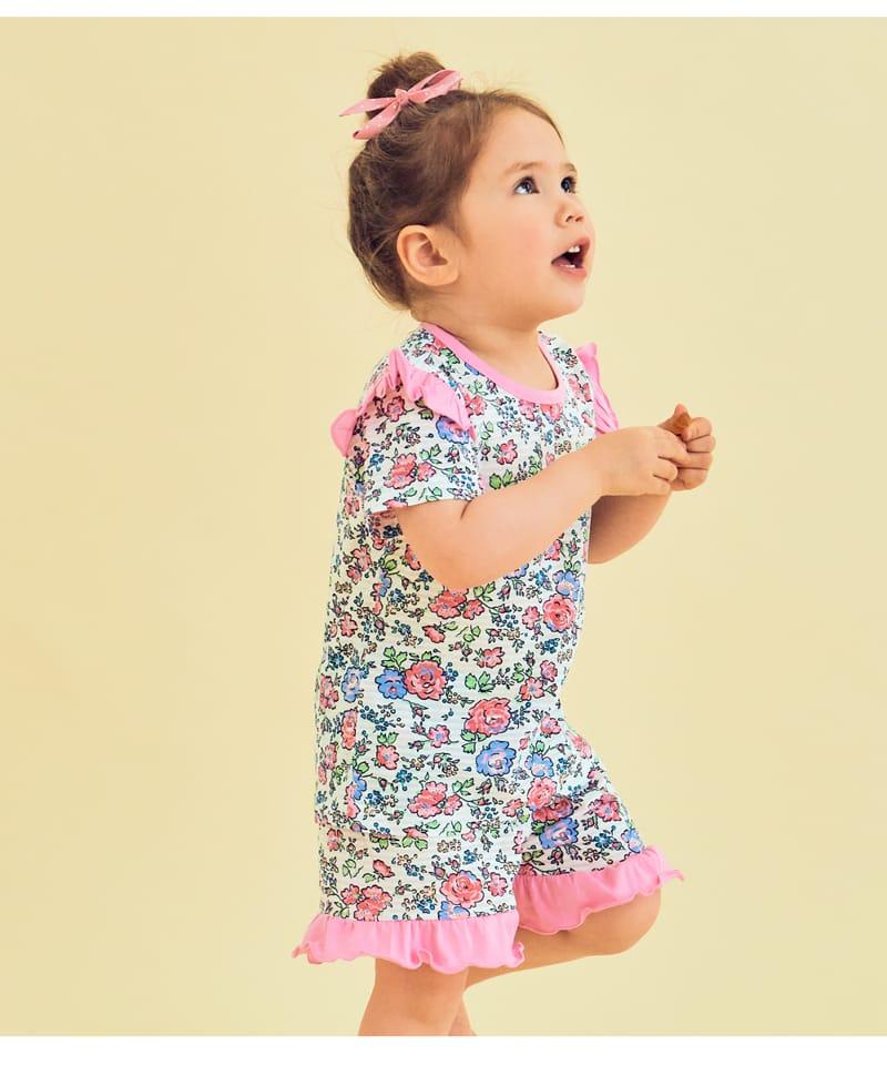 TTASOM - Korean Children Fashion - #Kfashion4kids - Rose Easywear - 4