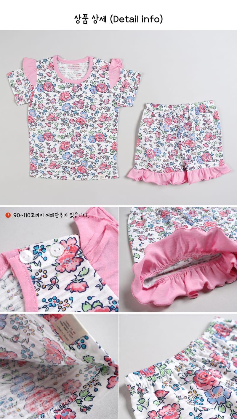 TTASOM - Korean Children Fashion - #Kfashion4kids - Rose Easywear - 6