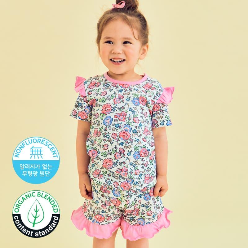 TTASOM - BRAND - Korean Children Fashion - #Kfashion4kids - Rose Easywear