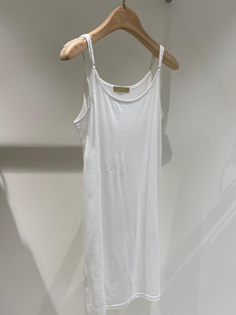 1968 - BRAND - Korean Children Fashion - #Kfashion4kids - Basic String Sleeveless One-piece