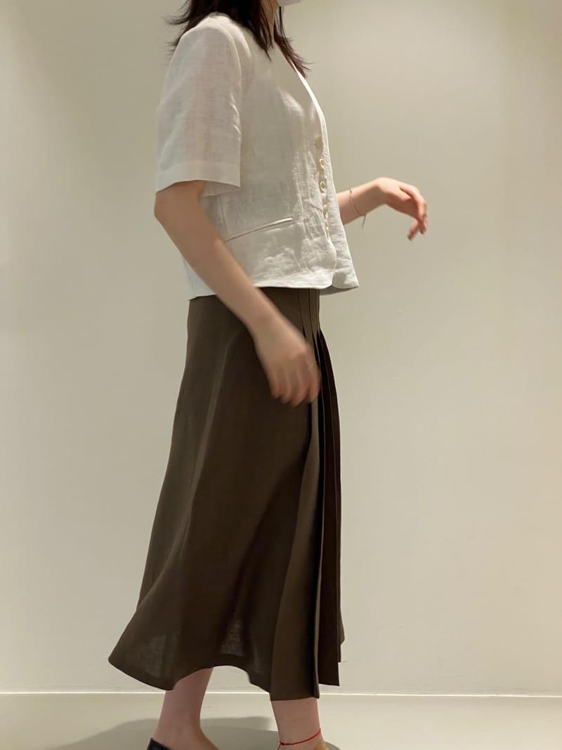 1968 - Korean Children Fashion - #Kfashion4kids - Wrinkle Skirt - 2