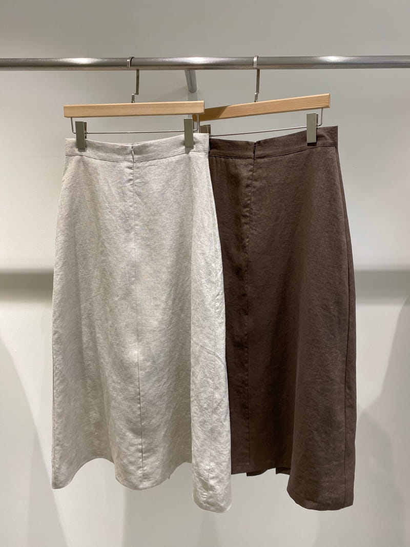 1968 - Korean Children Fashion - #Kfashion4kids - Wrinkle Skirt - 4
