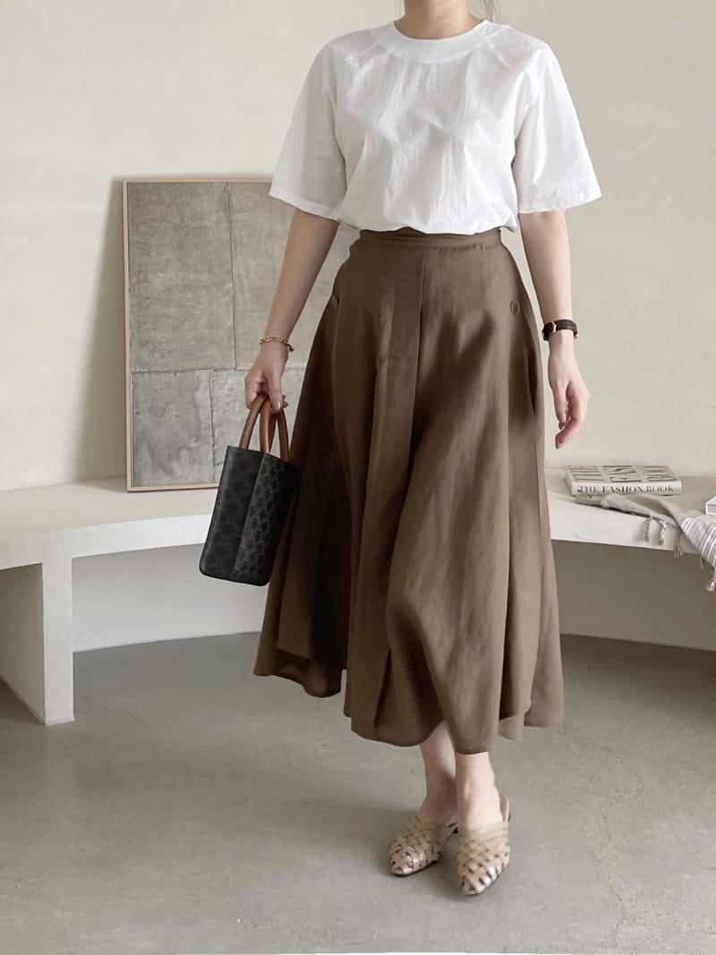 AFTER GLOW - Korean Children Fashion - #Kfashion4kids - Day Hol Skirt - 2