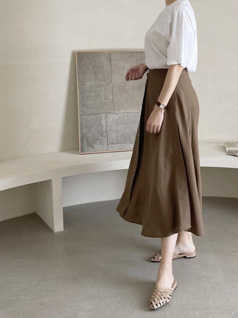 AFTER GLOW - Korean Children Fashion - #Kfashion4kids - Day Hol Skirt - 3