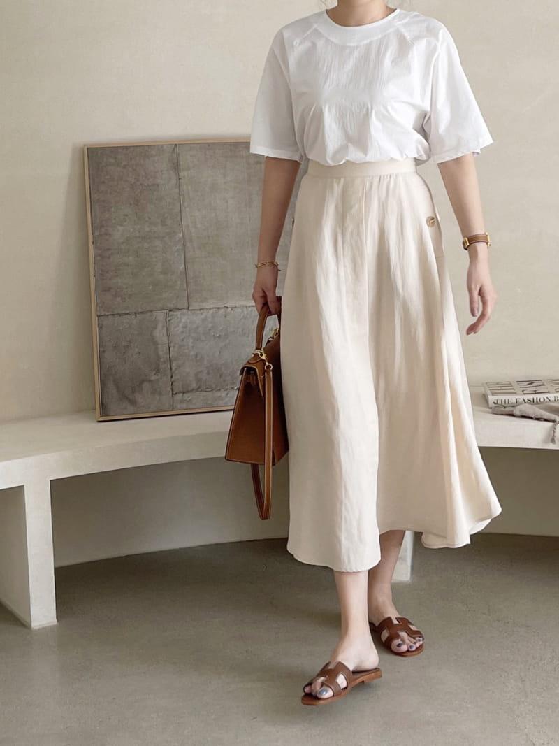 AFTER GLOW - Korean Children Fashion - #Kfashion4kids - Day Hol Skirt - 4