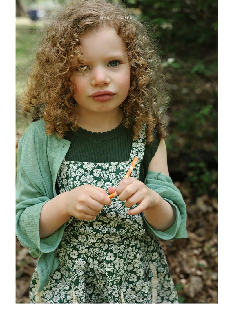 AMBER - Korean Children Fashion - #Kfashion4kids - Roshi Cardigan