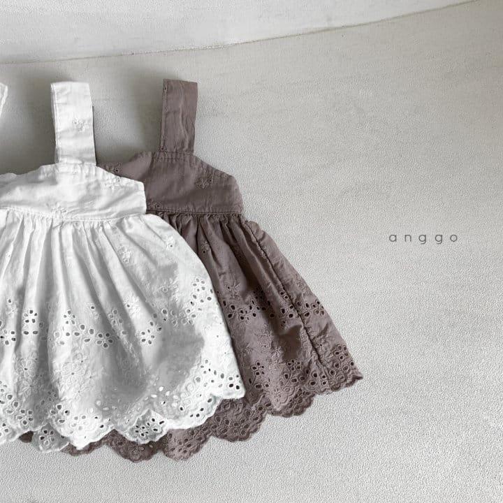 ANGGO - Korean Children Fashion - #Kfashion4kids - Merry Bustier - 10