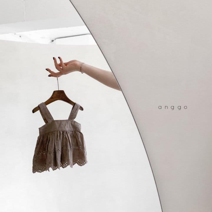 ANGGO - Korean Children Fashion - #Kfashion4kids - Merry Bustier - 12
