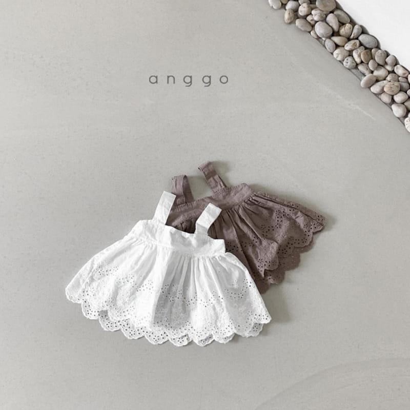 ANGGO - Korean Children Fashion - #Kfashion4kids - Merry Bustier - 2