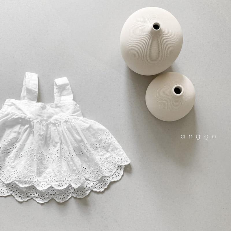 ANGGO - Korean Children Fashion - #Kfashion4kids - Merry Bustier - 4
