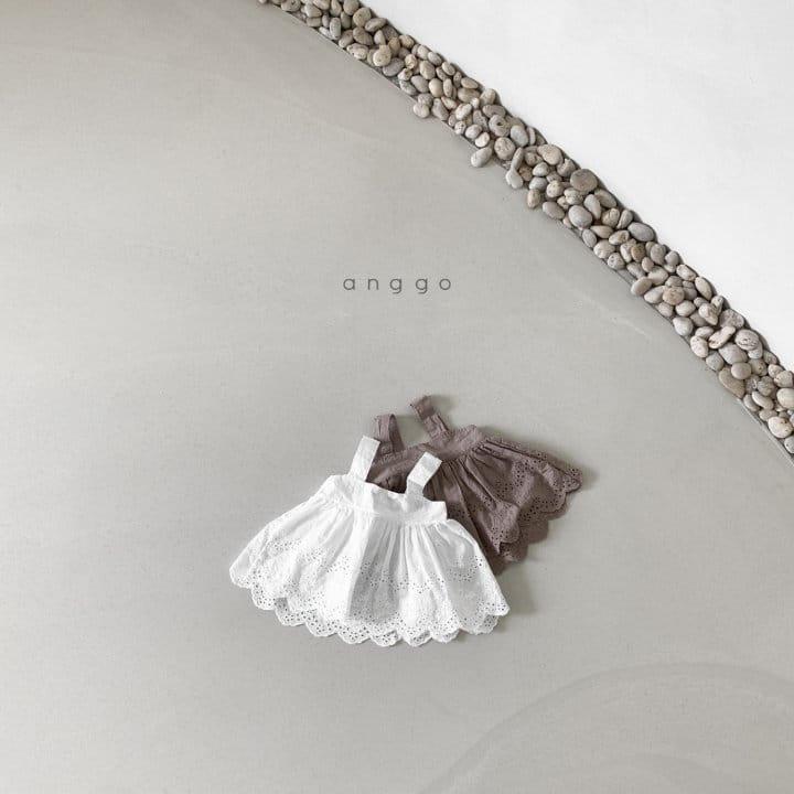 ANGGO - Korean Children Fashion - #Kfashion4kids - Merry Bustier - 8