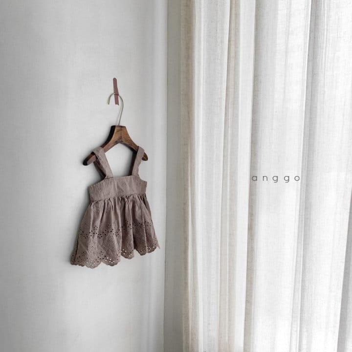 ANGGO - Korean Children Fashion - #Kfashion4kids - Merry Bustier - 9