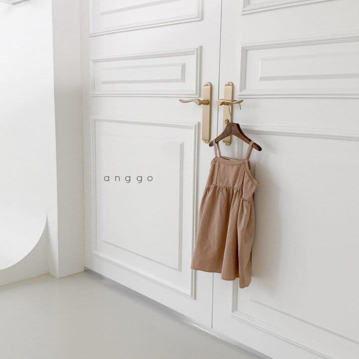 ANGGO - Korean Children Fashion - #Kfashion4kids - Kaila One-piece with Mom - 10