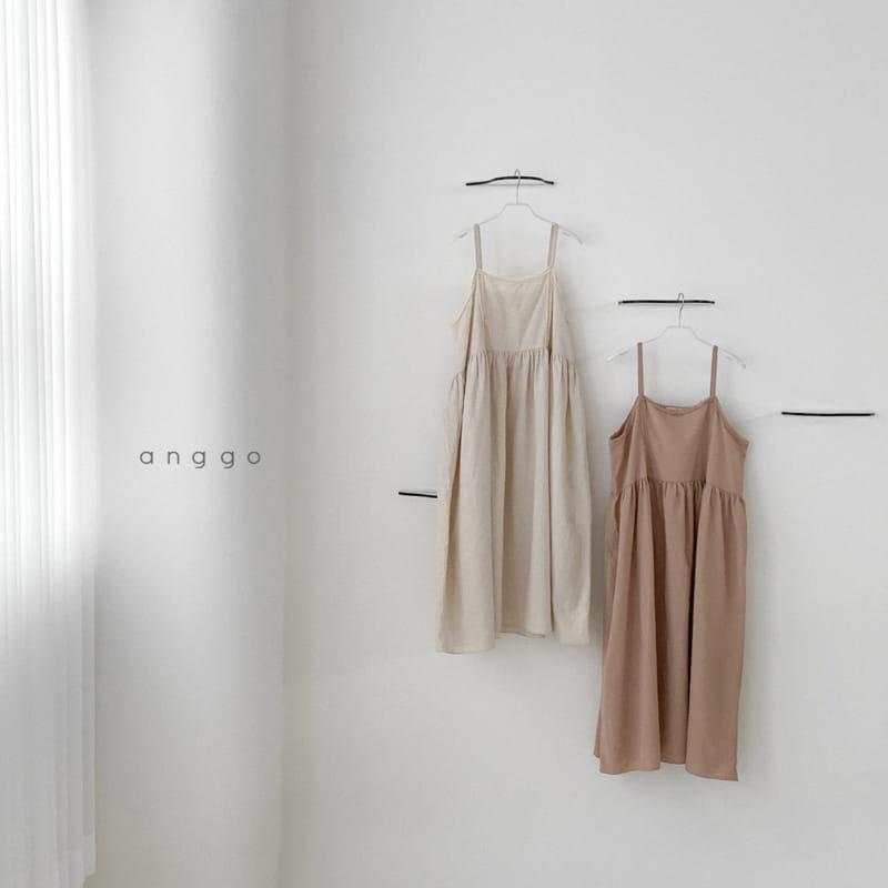 ANGGO - Korean Children Fashion - #Kfashion4kids - Kaila One-piece with Mom - 6
