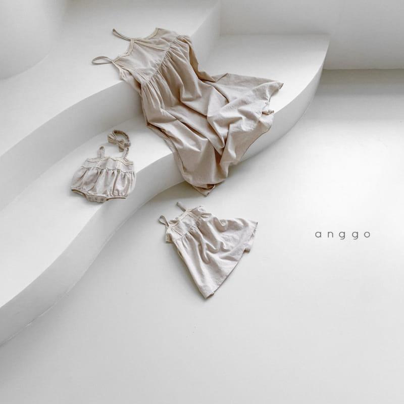 ANGGO - Korean Children Fashion - #Kfashion4kids - Kaila One-piece with Mom - 7