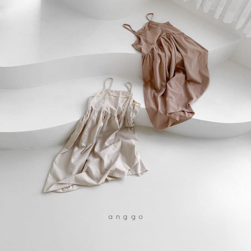 ANGGO - Korean Children Fashion - #Kfashion4kids - Kaila One-piece with Mom - 9