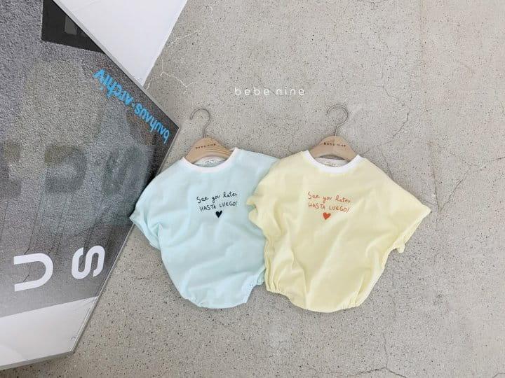 BEBE NINE - Korean Children Fashion - #Kfashion4kids - Summer Heart Bodysuit - 10