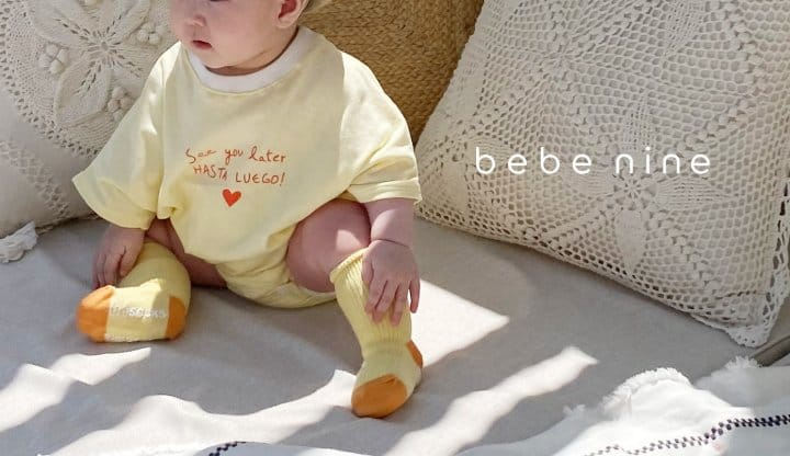 BEBE NINE - Korean Children Fashion - #Kfashion4kids - Summer Heart Bodysuit - 8