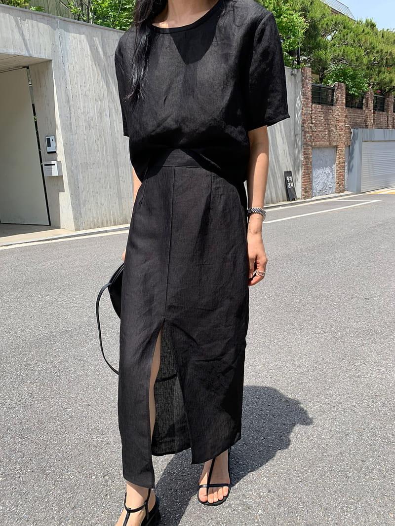 BETTER - Korean Children Fashion - #Kfashion4kids - Milk Skirt - 2