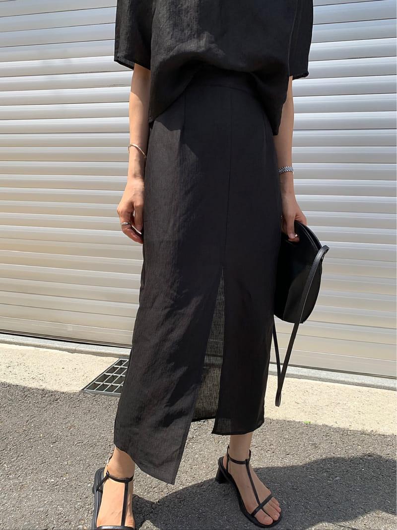 BETTER - BRAND - Korean Children Fashion - #Kfashion4kids - Milk Skirt