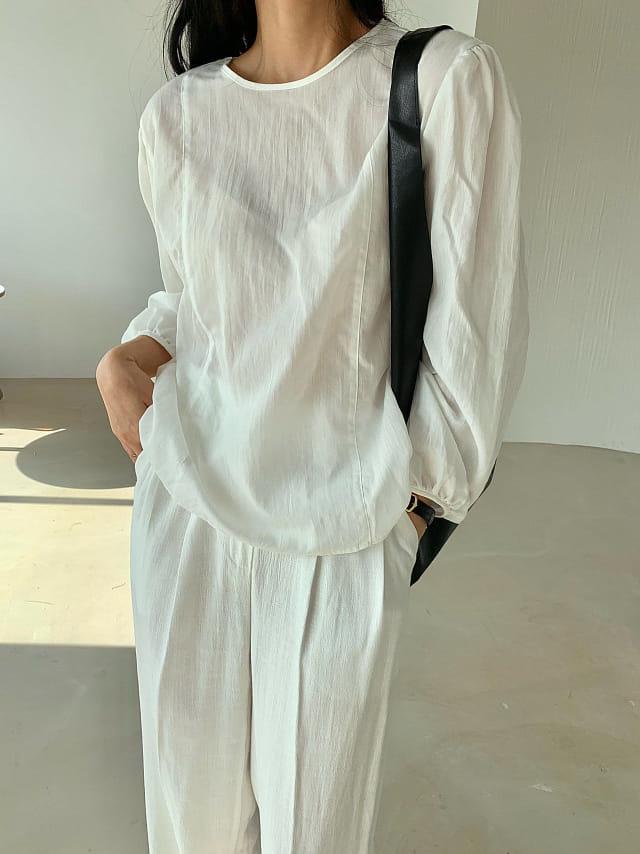 BETTER - Korean Children Fashion - #Kfashion4kids - Tesla Blouse - 2