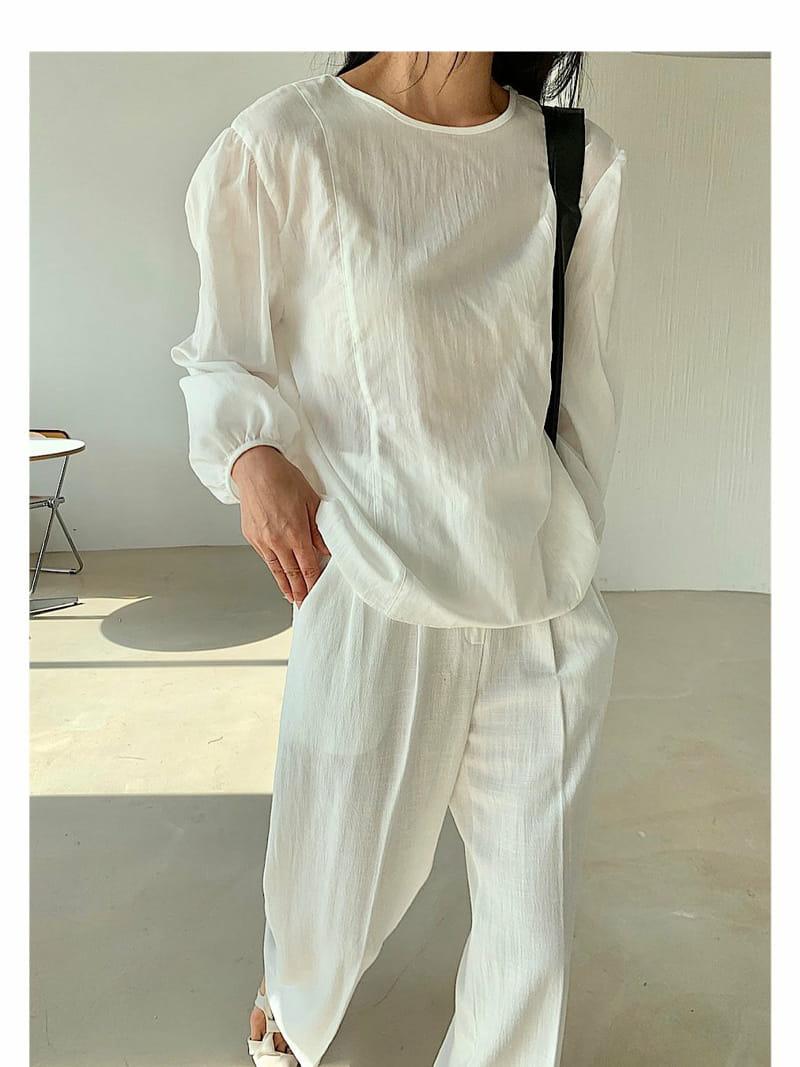 BETTER - Korean Children Fashion - #Kfashion4kids - Tesla Blouse - 3