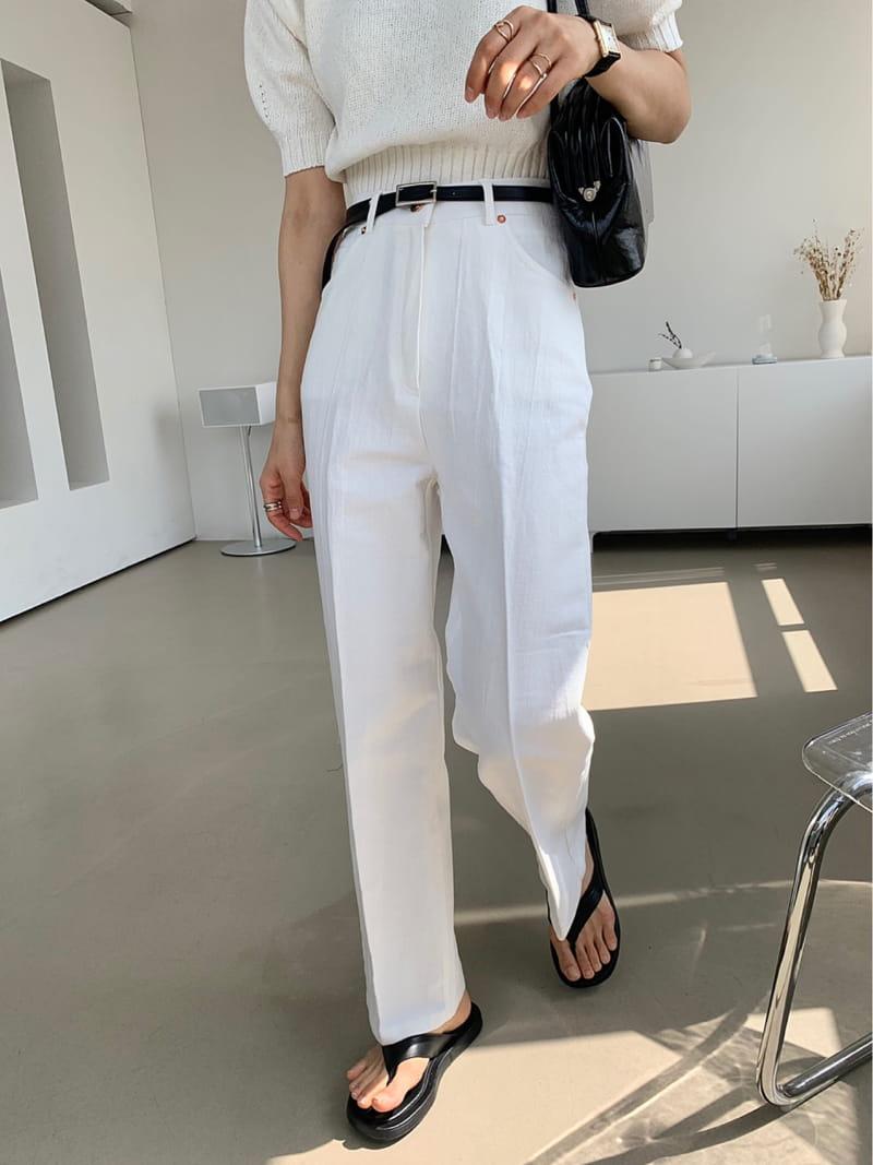 BETTER - Korean Children Fashion - #Kfashion4kids - Pound Cotton Pants - 3