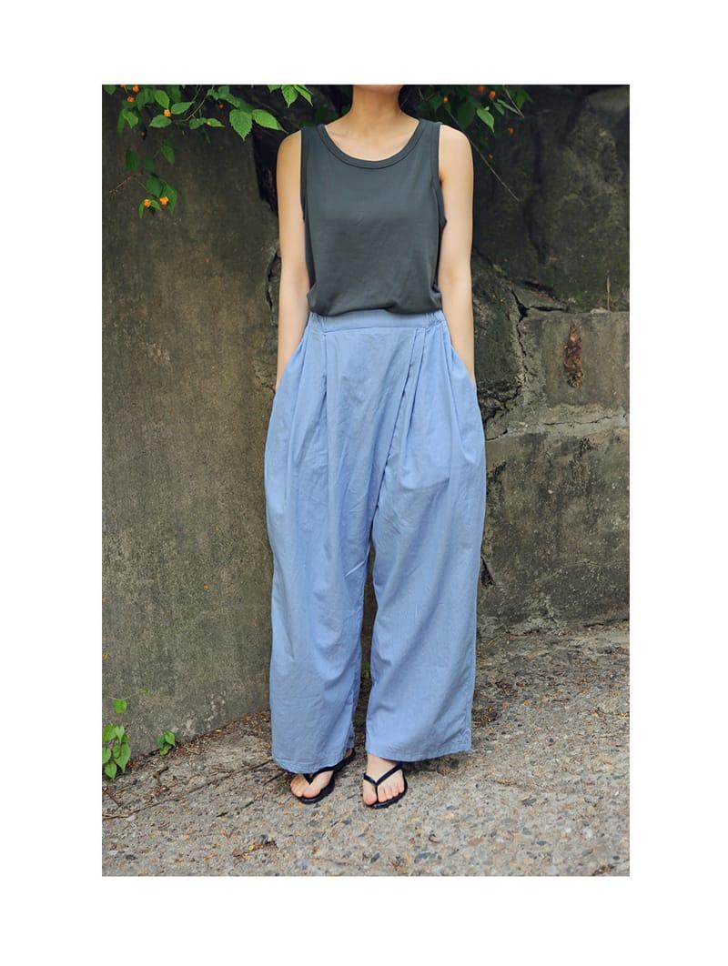 BIEN A BIEN - Korean Children Fashion - #Kfashion4kids - Mom Osk Pants