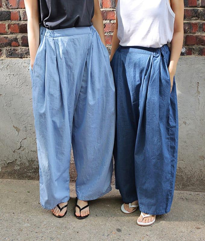 BIEN A BIEN - BRAND - Korean Children Fashion - #Kfashion4kids - Mom Osk Pants