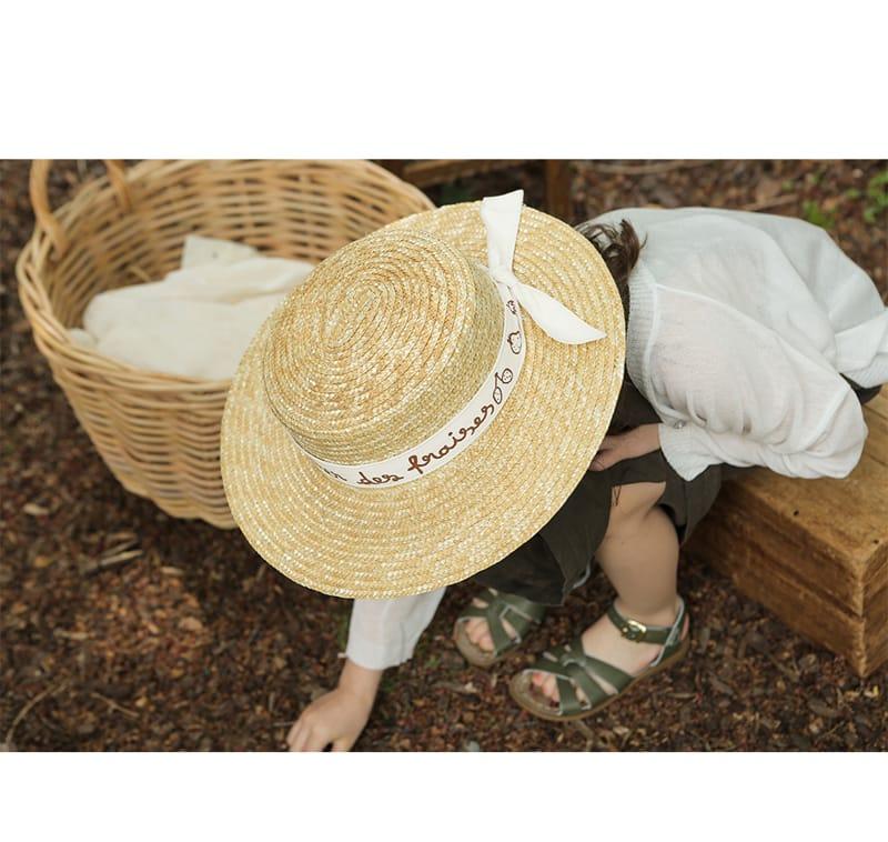BIEN A BIEN - Korean Children Fashion - #Kfashion4kids - Moro Big Hat
