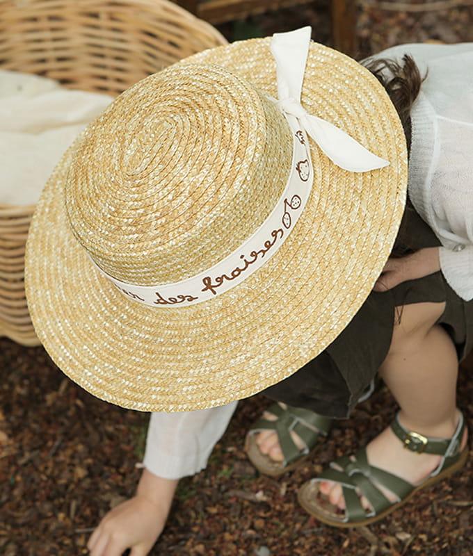BIEN A BIEN - BRAND - Korean Children Fashion - #Kfashion4kids - Moro Big Hat