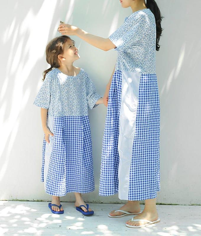 BIEN A BIEN - BRAND - Korean Children Fashion - #Kfashion4kids - Deen One-piece