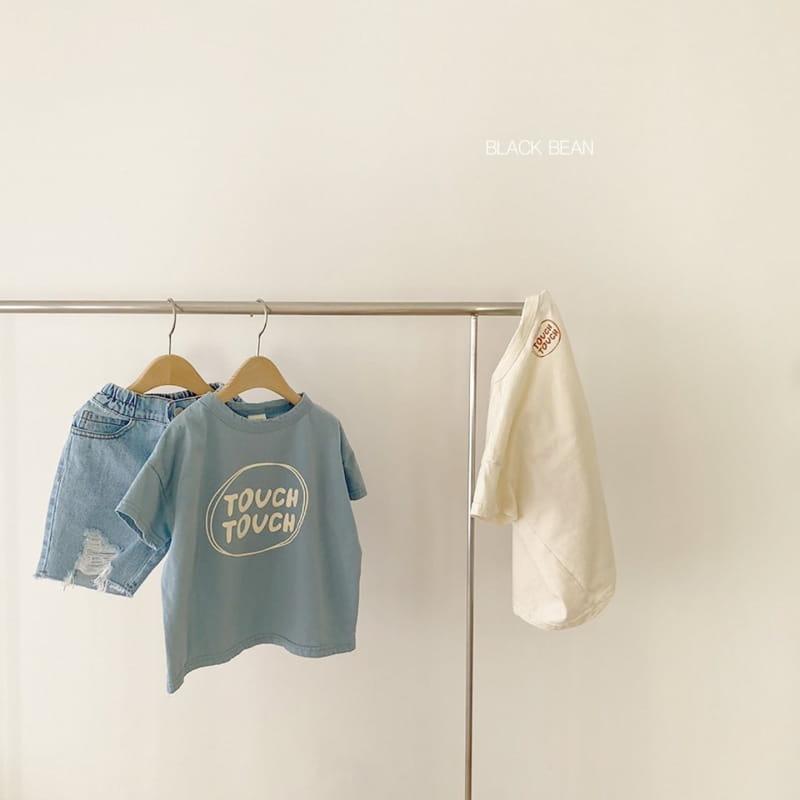 BLACK BEAN - Korean Children Fashion - #Kfashion4kids - Touch Tee - 10