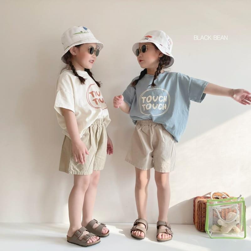 BLACK BEAN - Korean Children Fashion - #Kfashion4kids - Touch Tee - 3
