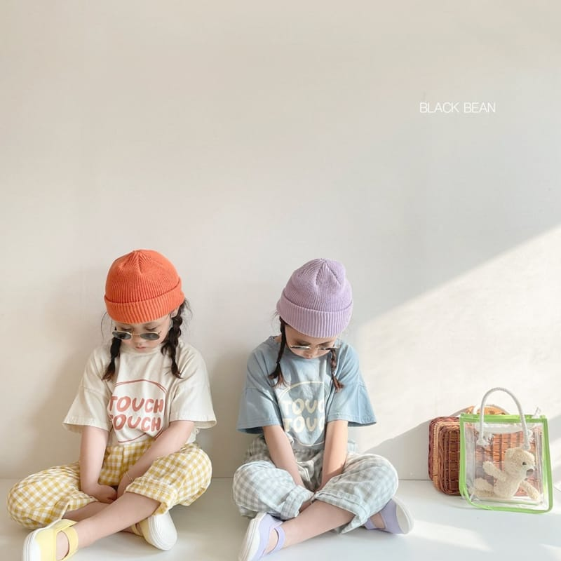 BLACK BEAN - Korean Children Fashion - #Kfashion4kids - Touch Tee - 5