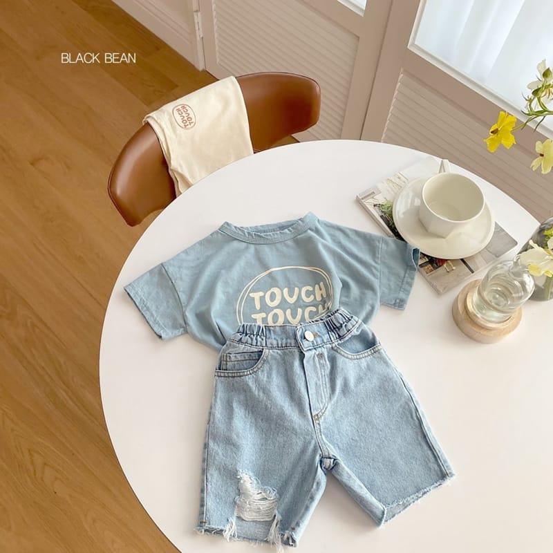 BLACK BEAN - Korean Children Fashion - #Kfashion4kids - Touch Tee - 9