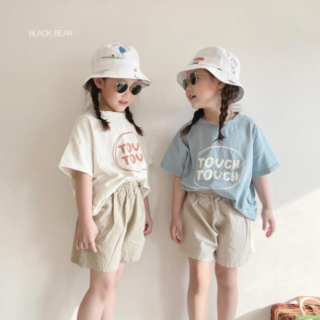 BLACK BEAN - BRAND - Korean Children Fashion - #Kfashion4kids - Touch Tee