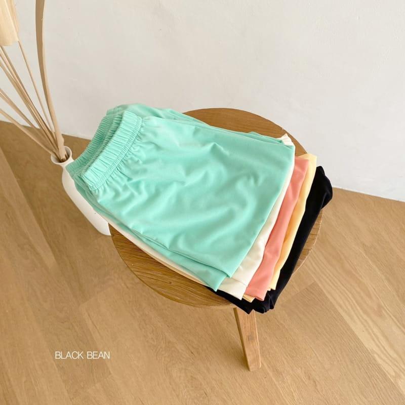 BLACK BEAN - Korean Children Fashion - #Kfashion4kids - Ice Pants - 6